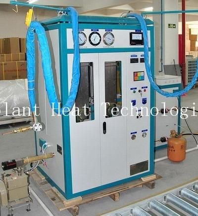 6 Refrigerant Charge Machine